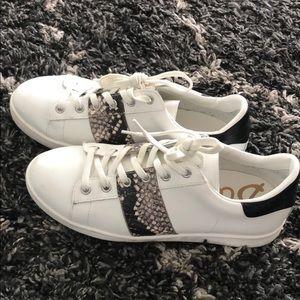 Sam Edelman sneakers. Worn a few times